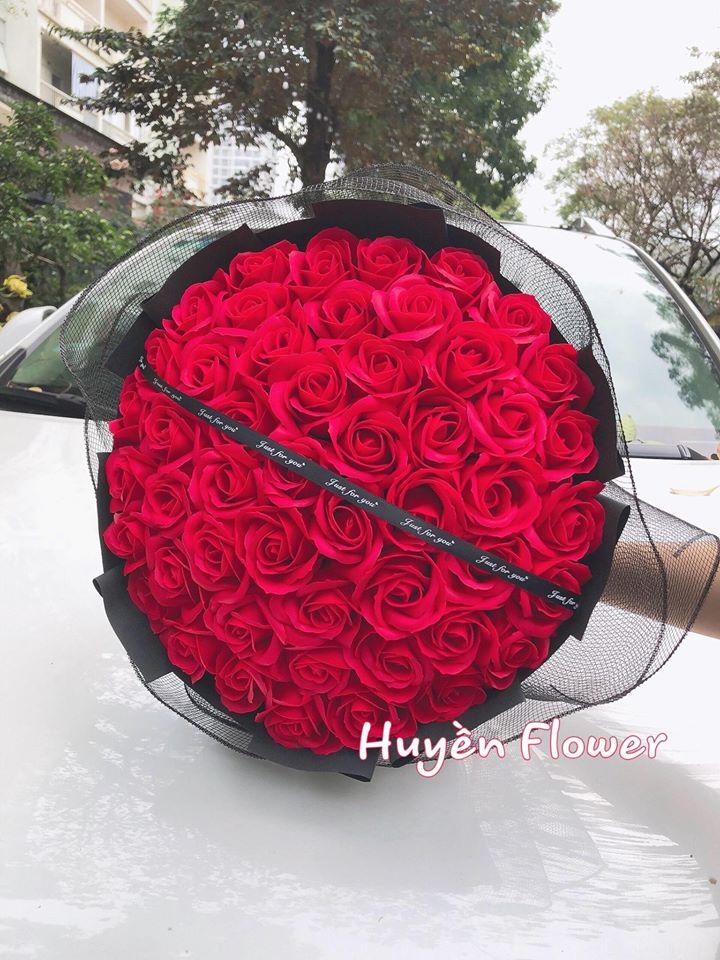 Hoa Sáp Hà Nội Huyền Flower