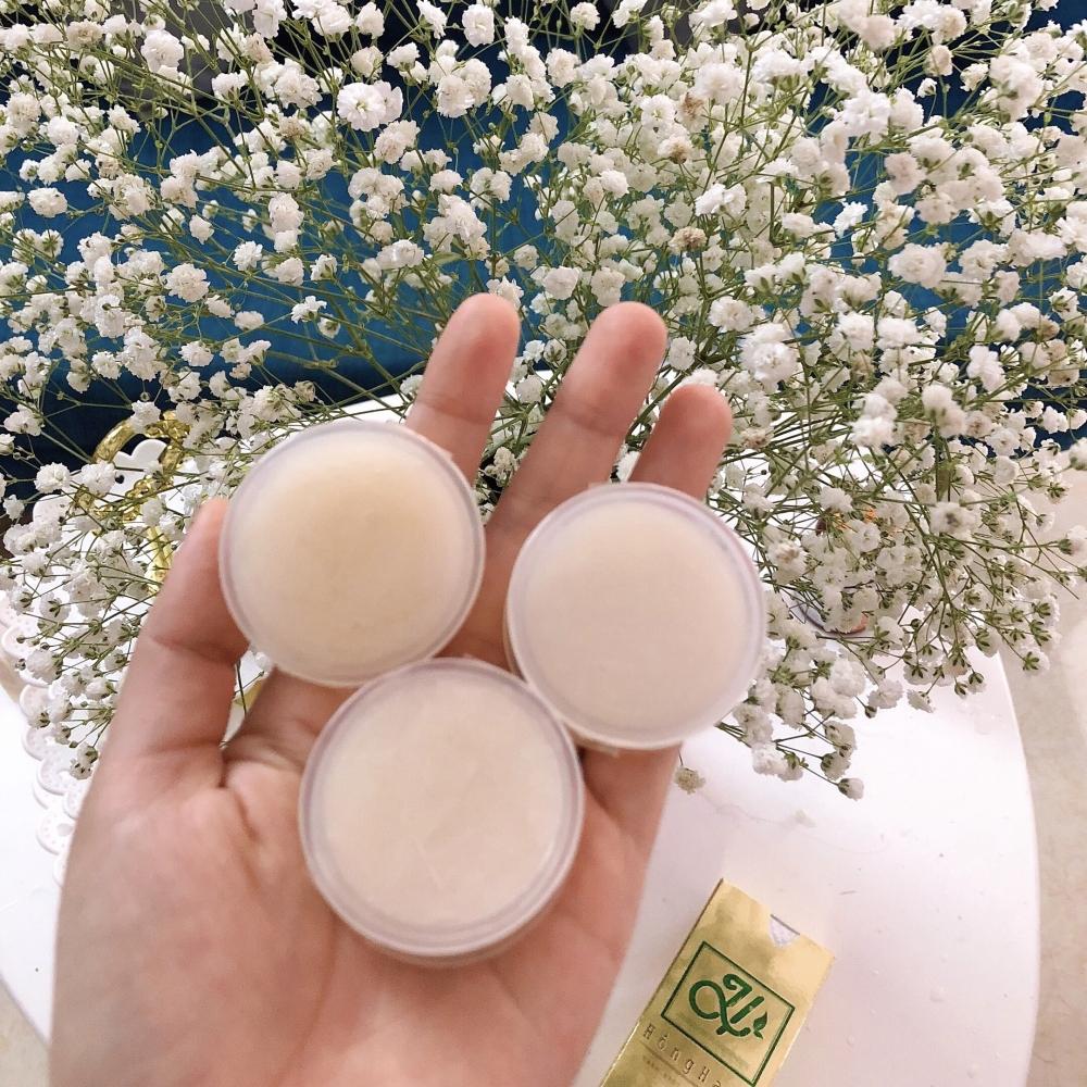 Kem dưỡng thuốc bắc Hồng Hạnh giúp da mềm mịn, trị đỏ rát